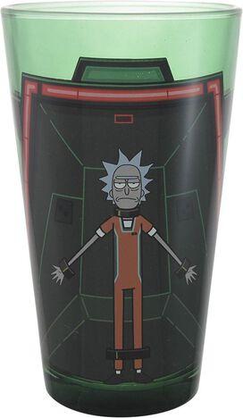 Rick and Morty Prison 2 Pint Glass Set