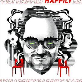 Joseph Trapenese - Happily (Original Soundtrack) (Red Vinyl)
