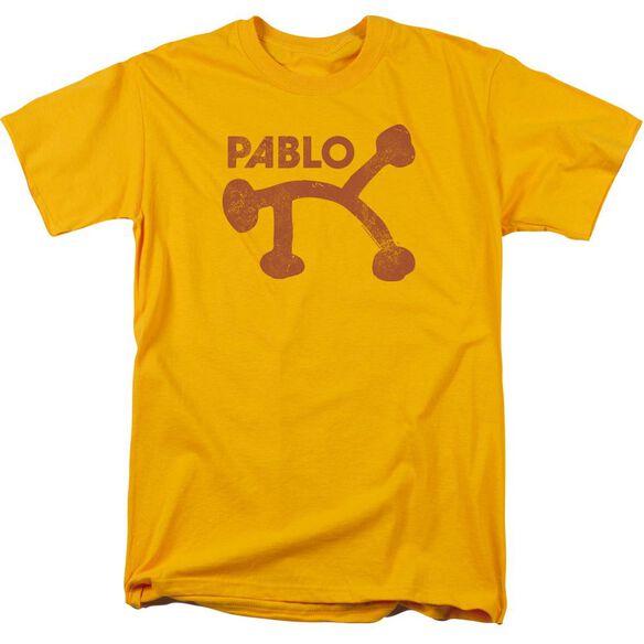 Pablo Pablo Distress Short Sleeve Adult T-Shirt