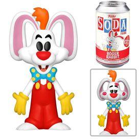 Funko Soda: Roger Rabbit - Roger (w/chase)