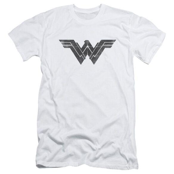 Batman V Superman Folded And Distressed Short Sleeve Adult T-Shirt