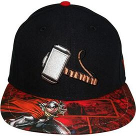 Thor Comic Visor 59Fifty Hat