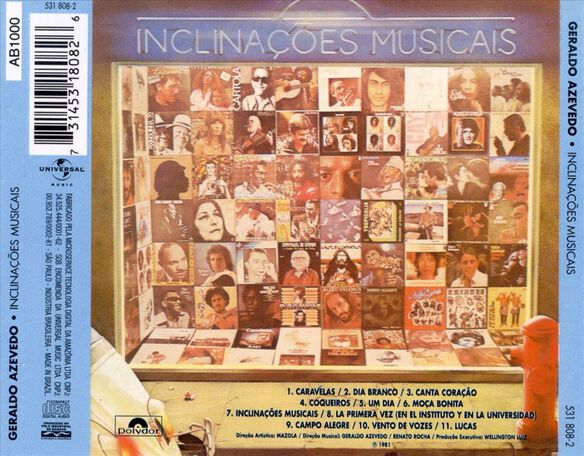 Inclinacoes Musicais