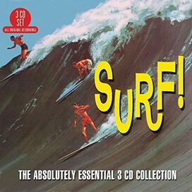 Various Artists - Surf: Absolutely Essential 3CD Collection / Var