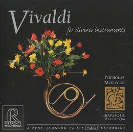 A. Vivaldi - Vivaldi for Diverse Instruments