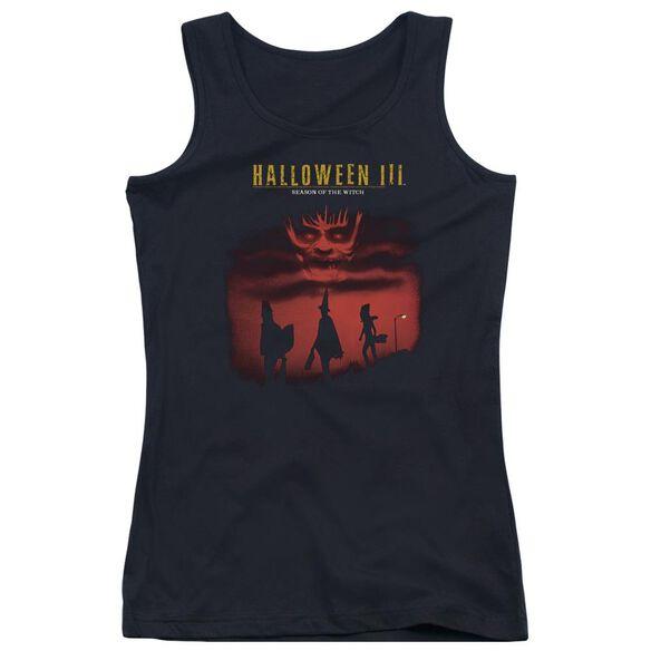 Halloween Iii Season Of The Witch Juniors Tank Top