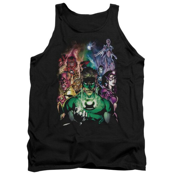 Green Lantern The New Guardians Adult Tank