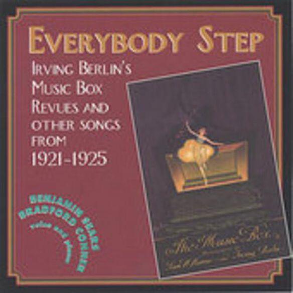 Everybody Step: Berlin Music Box 21 25