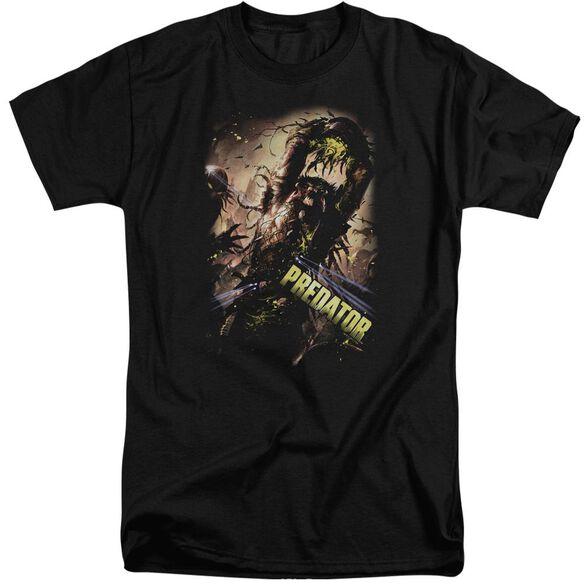 Predator Heads Up Short Sleeve Adult Tall T-Shirt