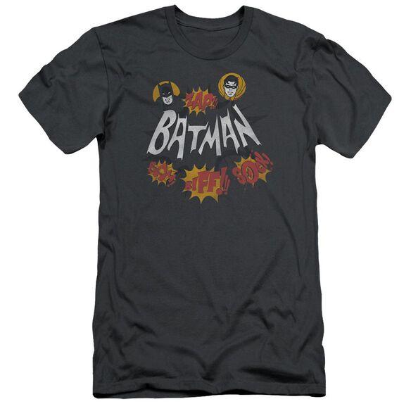 BATMAN CLASSIC TV SOUND EFFECTS-S/S T-Shirt