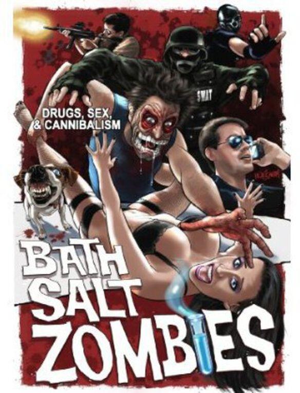 Bath Salt Zombies
