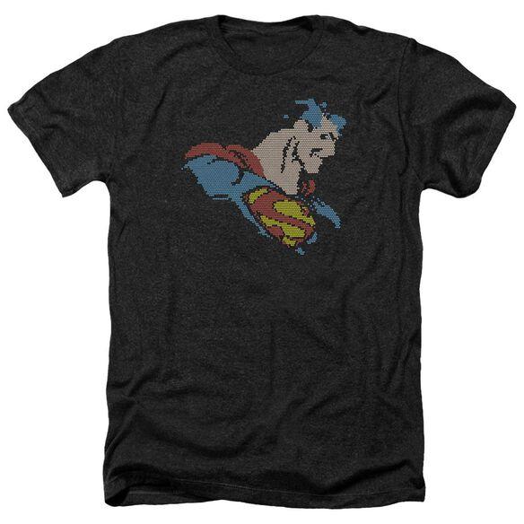 Dc Lite Brite Superman Adult Heather