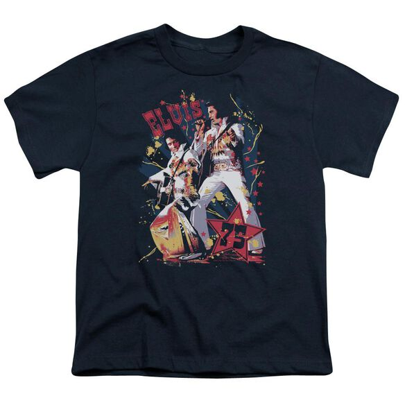 Elvis Eagle Elvis Short Sleeve Youth T-Shirt
