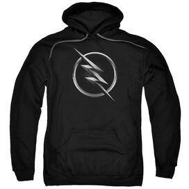 Flash Zoom Logo Adult Pull Over Hoodie