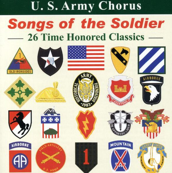 United States Army Chorus - Songs of the Soldier