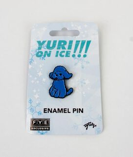 Yuri On Ice Enamel Pin