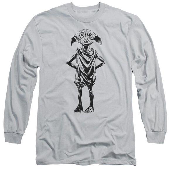Harry Potter Dobby Long Sleeve Adult T-Shirt