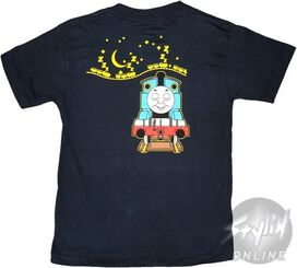 Thomas the Tank Engine Track Juvenile T-Shirt