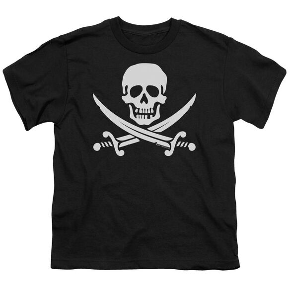 Jolly Roger Short Sleeve Youth T-Shirt