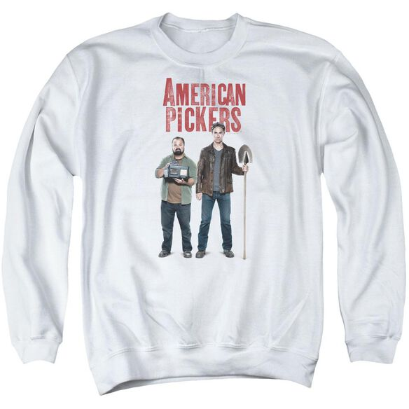 American Pickers American Profit Adult Crewneck Sweatshirt
