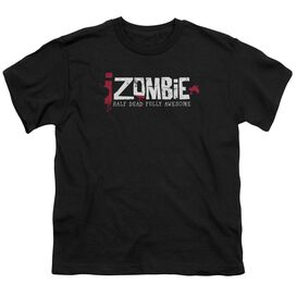 Izombie Logo Short Sleeve Youth T-Shirt