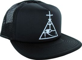 Constantine Eye Trucker Hat
