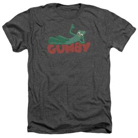 Gumby On Logo Adult Heather