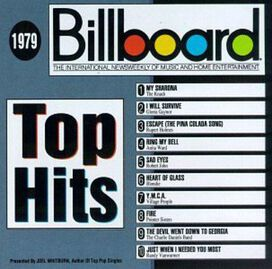 Various Artists - Billboard Top Hits: 1979