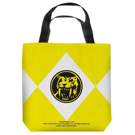 Power Rangers Yellow Ranger Tote