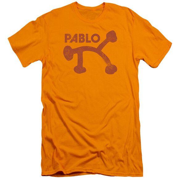 Pablo Pablo Distress Premuim Canvas Adult Slim Fit