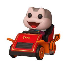 Funko Pop! Ride: Disneyland 65th Anniversary - Mr.Toad in Car