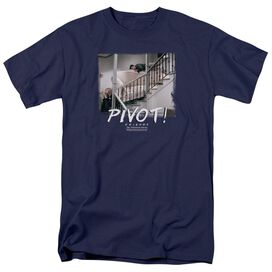 Friends Pivot Short Sleeve Adult T-Shirt