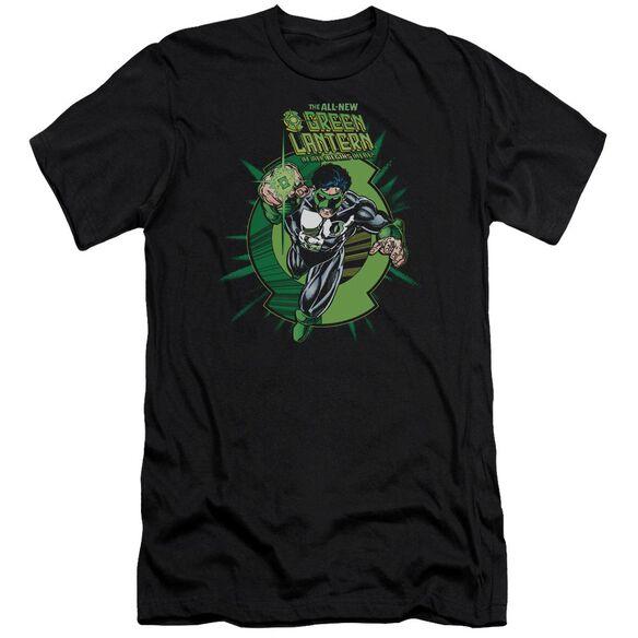 Green Lantern Rayner Cover Premuim Canvas Adult Slim Fit
