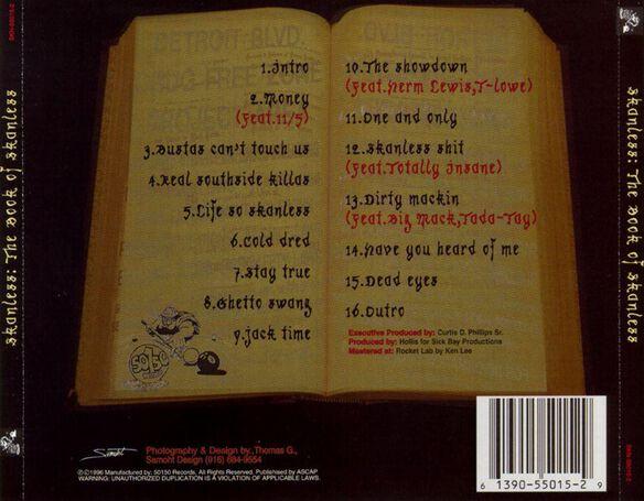 Book Of Skanless 0212