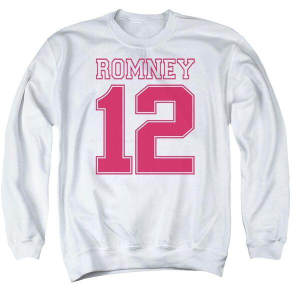 Romney 12 Adult Crewneck Sweatshirt