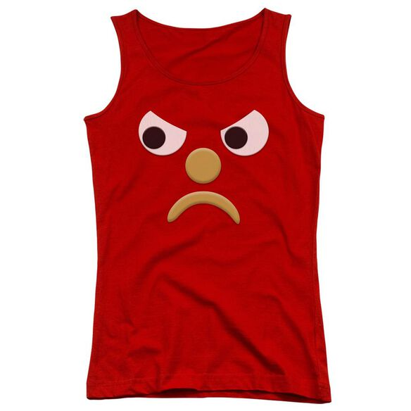 Gumby Blockhead G Juniors Tank Top