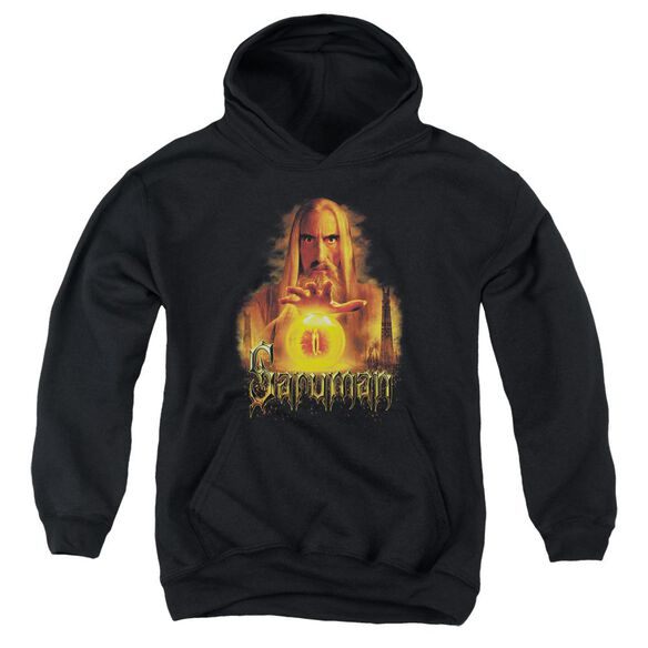 Lor Saruman Youth Pull Over Hoodie
