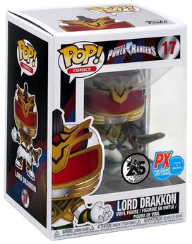 Funko Pop!: Lord Drakkon [ PX Previews Exclusive]