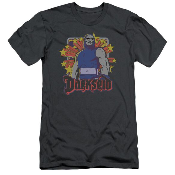 Dc Darkseid Stars Short Sleeve Adult T-Shirt