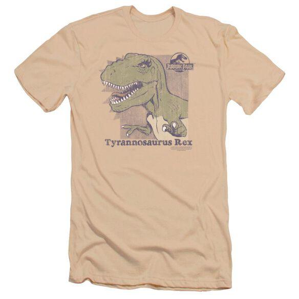 Jurassic Park Retro Rex Premuim Canvas Adult Slim Fit