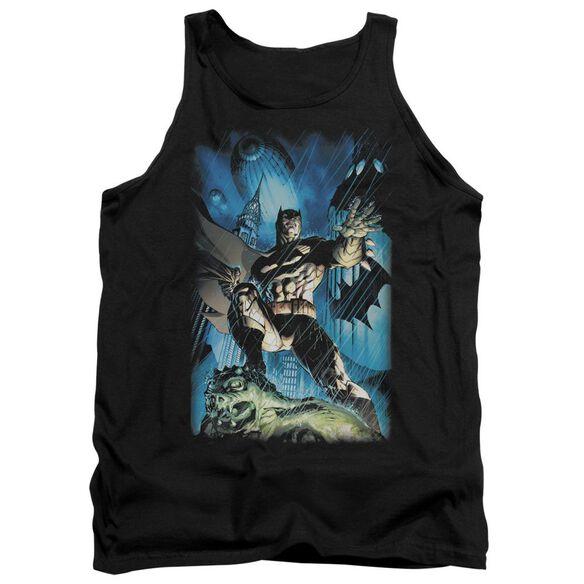 Batman Stormy Dark Knight Adult Tank