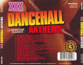 Various Artists - XXX Dancehall Anthems