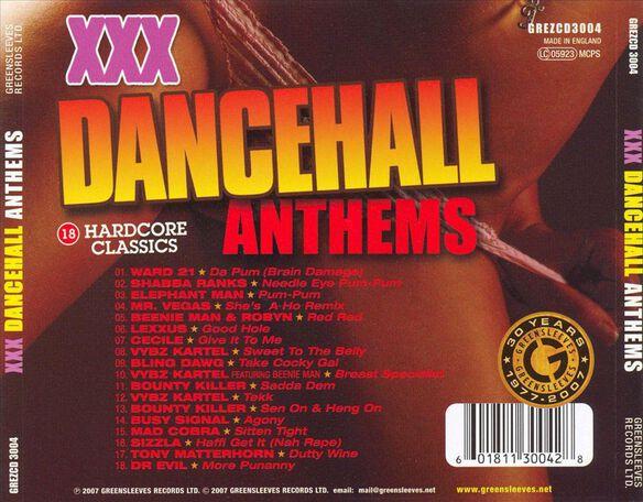 Xxx Dancehall Anthems 507