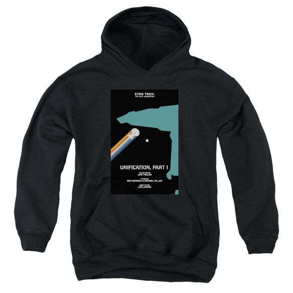 Star Trek Tng Season 5 Episode 7 Youth Pull Over Hoodie