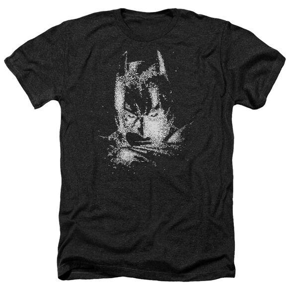 Dark Knight Batman Bat Head Adult Heather