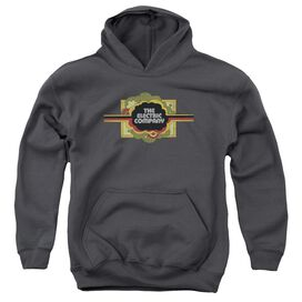 Electric Company Logo Youth Pull Over Hoodie