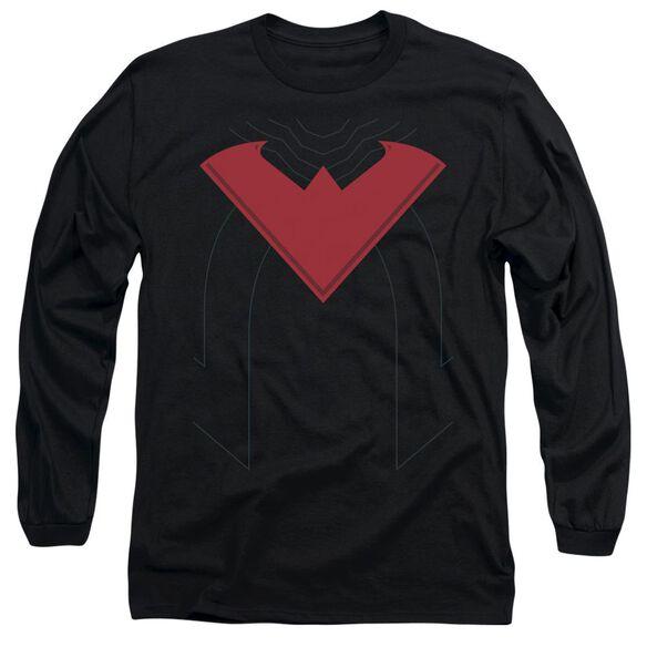 BATMAN NIGHTWING 52 COSTUME- L/S ADULT T-Shirt