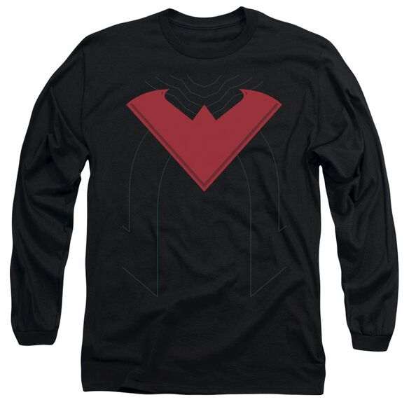 Batman Nightwing Uniform 52 Long Sleeve Adult T-Shirt