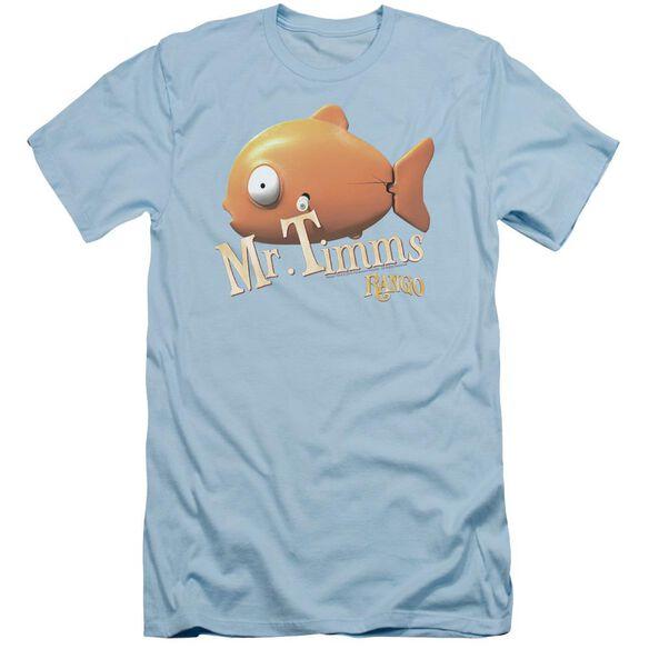 Rango Mr Timms Short Sleeve Adult Light T-Shirt