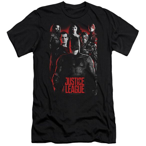 Justice League Movie The League Short Sleeve Adult T-Shirt